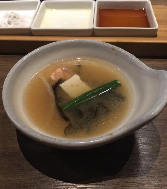 茶六燒肉堂朝富店 湯